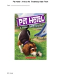 Pet Hotel - A Nose for Trouble by Kate Finch