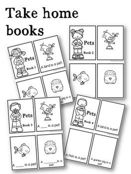 Pet Interactive Easy Readers
