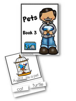 Adapted Books Pet