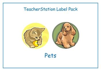 Pet Labels