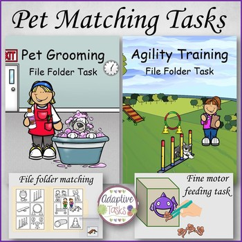 Pet Matching Tasks