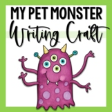 Pet Monster Writing Craft