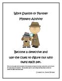 Pet Mystery