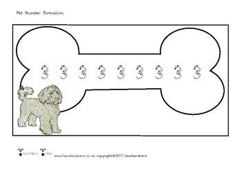 Pet Number Formation