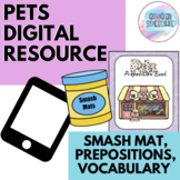 Pet Open Ended Speech Language | Digital Resource