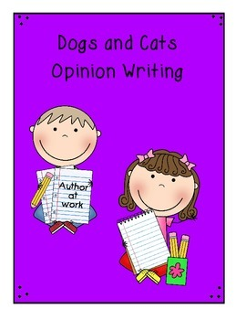Pet Opinion Writing