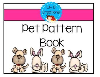 Pet Pattern Book