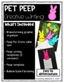 Pet Peeps Creative Writing