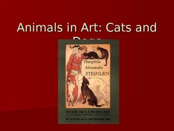 Pet Portraits PowerPoint