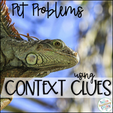 Context Clues: Pet Problems
