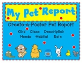 Pet Report Freebie