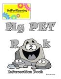 Pet Rock Informational Book STEM Challenge