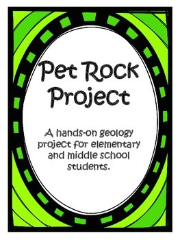 Pet Rock Project