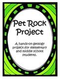 Pet Rock Project