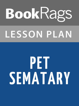 Pet Sematary Lesson Plans