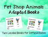 Pet Shop Animals - Adapted Book