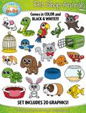Pet Shop Animals Clipart {Zip-A-Dee-Doo-Dah Designs}