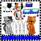 CATS Pet Shop Feline Clip Art