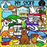 Pet Shop Clip Art Set - Chirp Graphics