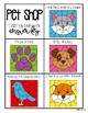 Pet Shop - Color By Behavior