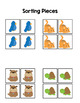 Pet Sort by Picture File Folder Game for Early Childhood S