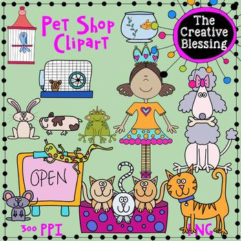 Pet Store Clipart