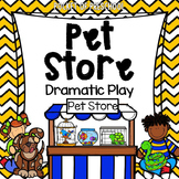 Pet Store  Dramatic Play