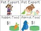 Pet Store Early Childhood Dramatic Play