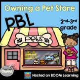 Pet Store PBL on BOOM
