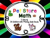 Pet Store Shopping {Adding Money}