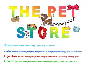 Pet Store Story Starters