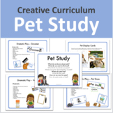 Pet Study - Creative Curriculum