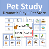 Pet Study - Dramatic Play: Pet Store (Creative Curriculum)