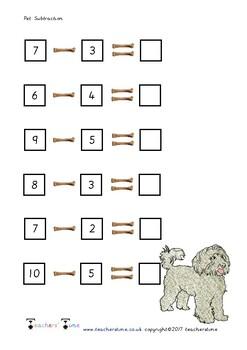 Pet Subtraction