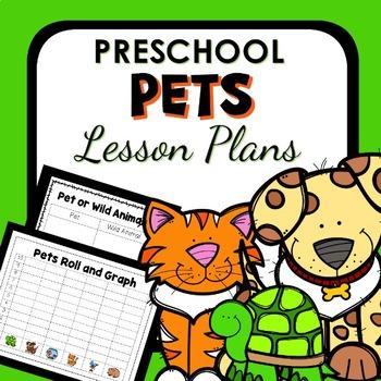 Pet Theme Preschool Lesson Plans