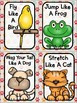 Pet Themed Brain Break Cards - Pet Themed Activities