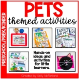 Pet Themed Centers and Activities for PreK