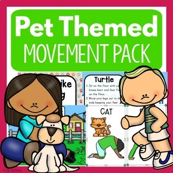 Pet Themed Movement Pack