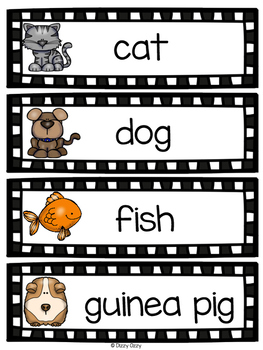 Pet Vocabulary
