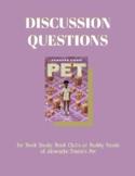 Pet by Akwaeke Emezi: Questions for Discussion