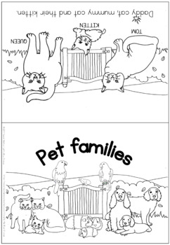 Pet families bundle