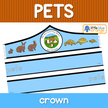 Pet families crown