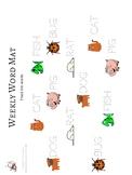 Pet or Pest Word Mat