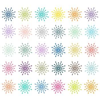 Petal Flowers Clipart, Petal, Flowers, Set #197