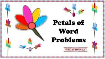 Petals of Word Problems