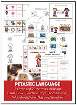Petastic Language
