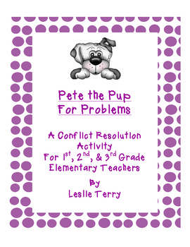 Pete For Problems - A Conflict Resolution Meeting
