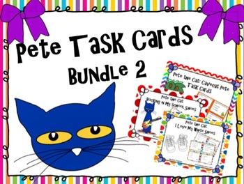Pete Task Cards Bundle 2