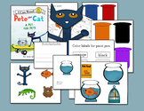 Pete The Cat A Pet For Pete