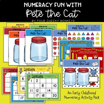 Pete The Cat Inspired | Back to School